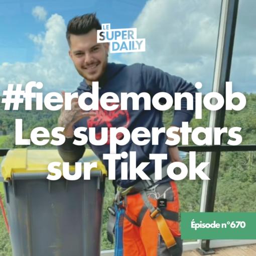 #fierdemonjob : des éboueurs et livreurs superstars sur TikTok